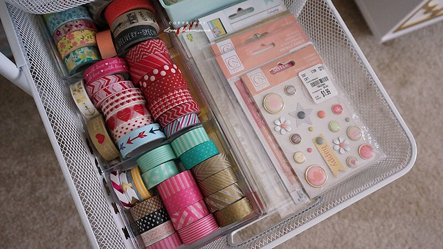 Crafting Supplies Collection & Storage