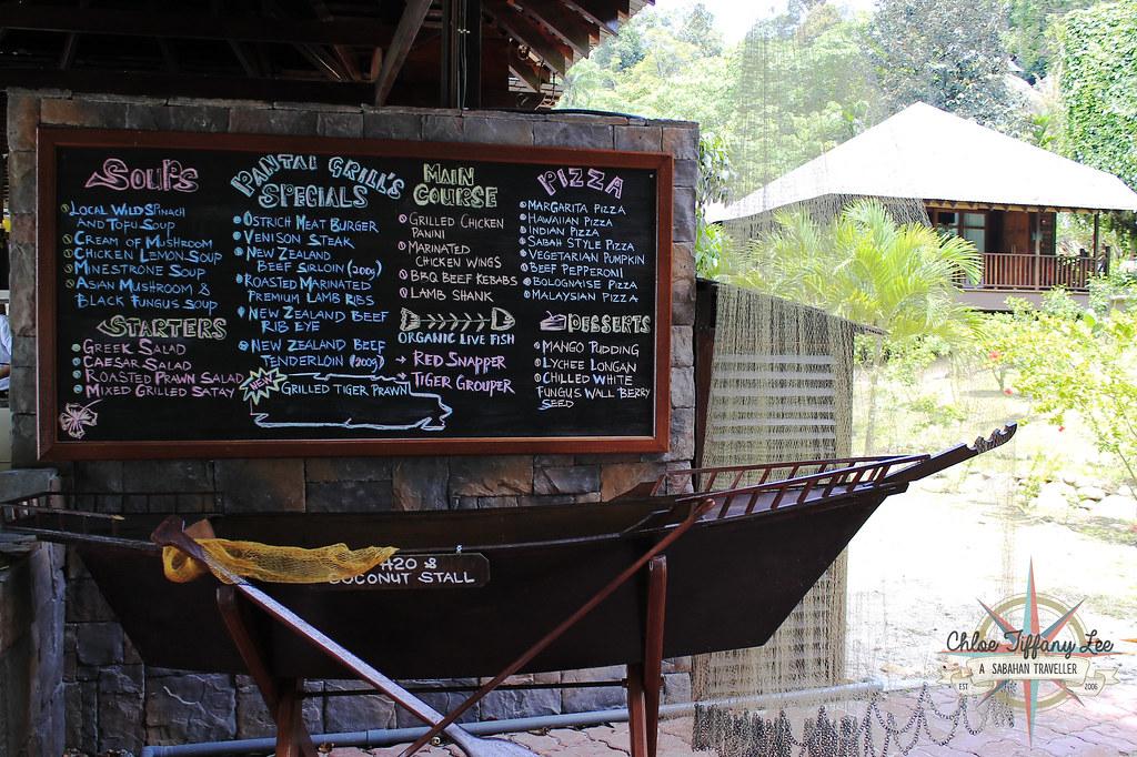 Pantai Grill, Bunga Raya Island Resort and Spa, Gaya Island, Pulau Gaya, Tunku Abdul Rahman Parks, Sabah Parks, Kota Kinabalu, Sabah, Chloe Tiffany Lee1