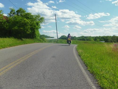 hannah riding in VA