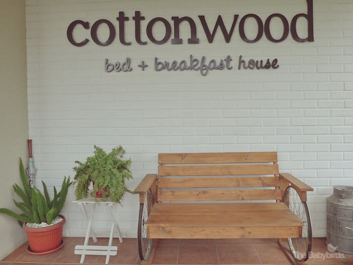 Cottonwood Bed & Breakfast