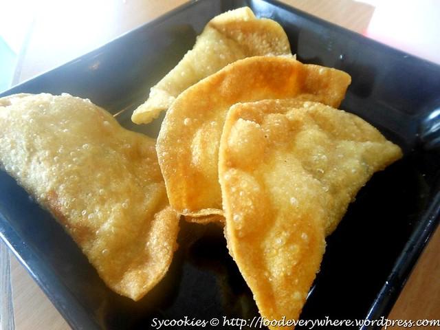 7.fried dumpling@ ikar