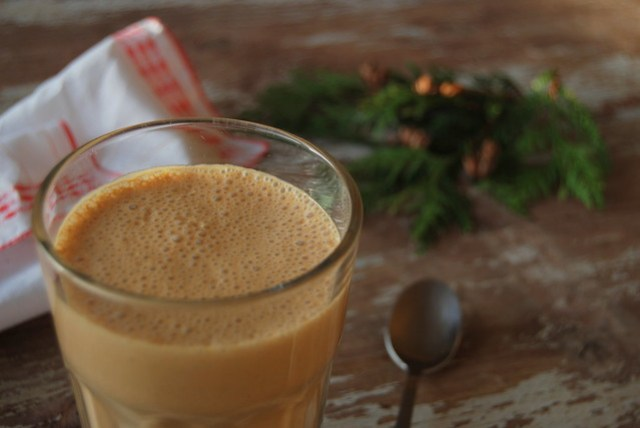 3-Pumpkin Gingerbread Smoothie