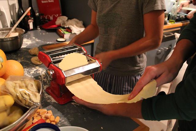 Pasta Machine 1