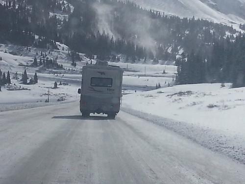 4-16-13 CO4 - RV on Snowy Hwy 91
