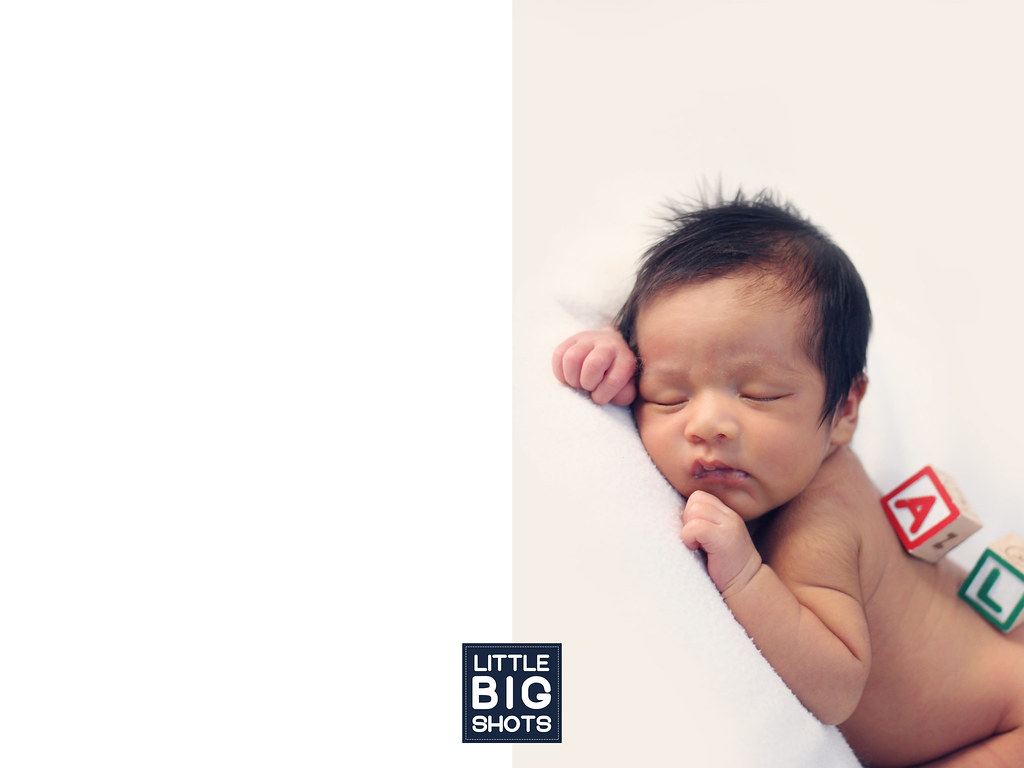 Introducing Khilfii Ali | Newborn Portraiture