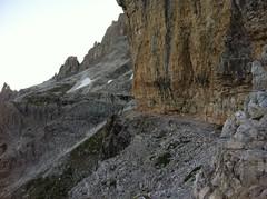 Alpinisteig, Klettersteig