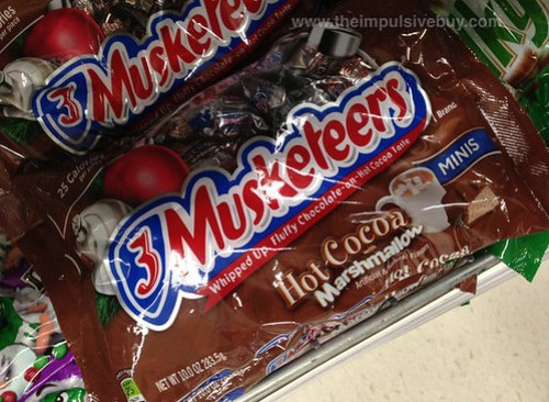 3 Musketeers Minis Hot Cocoa with Marshmallow