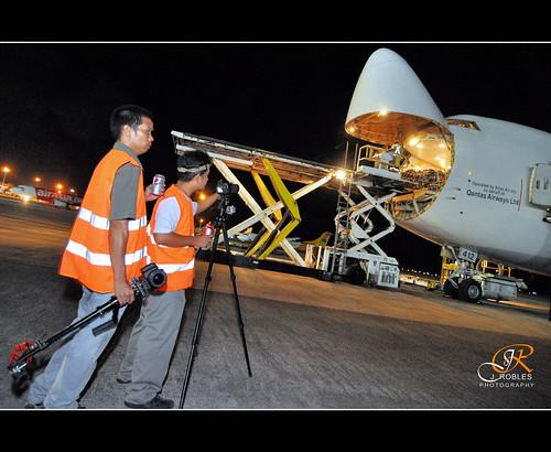 Orient Freight Int'l. & Hellmann Worldwide Logistics
