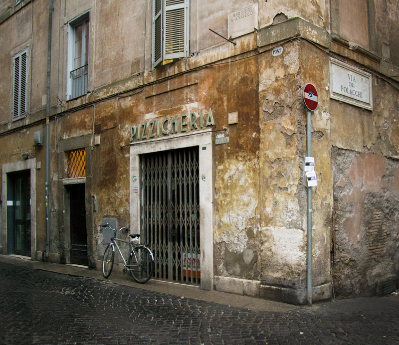 Pizzicheria - Rome