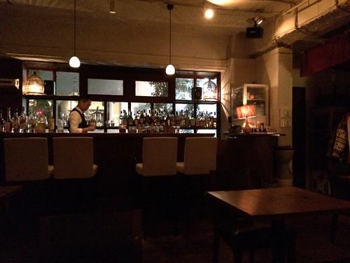 店内@bar bossa