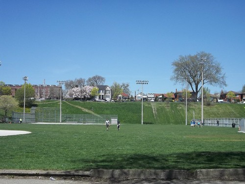 Christie Pits, May 2013 (2)