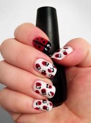 ladybug nails intraordinary