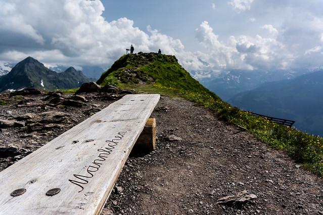 Mannlichen - A Place to Rest