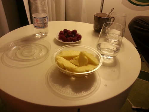 Fruit Deltights at Our Hotel