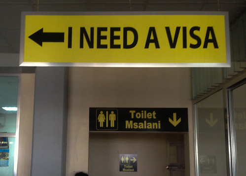 I Need Visa