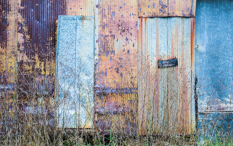 fuquay rusted beauty