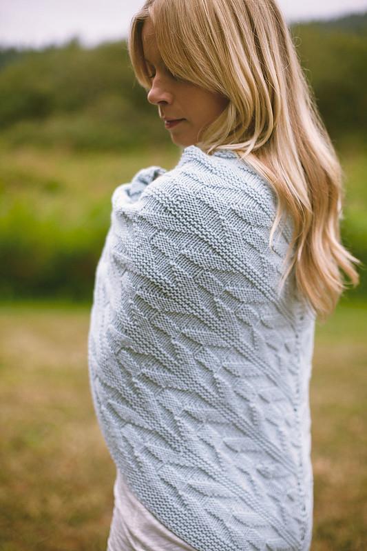 onward shawl :: JOURNEY