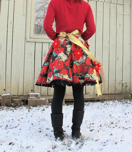 Christmas Tree Skirt/LT Skirt