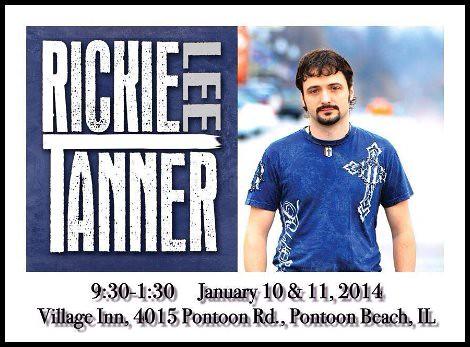 Rickie Lee Tanner 1-10, 1-11-14