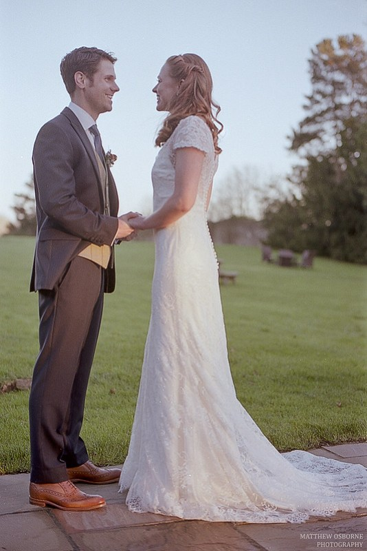 Kodak Portra Wedding Photography