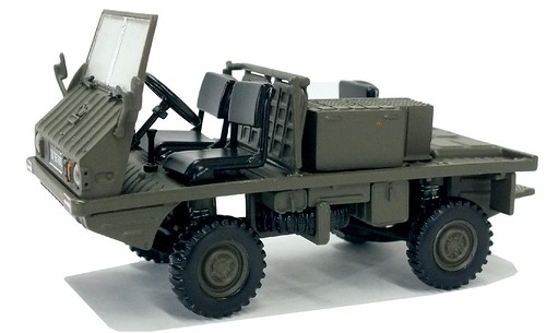 Schuco Steyr-Puch 700AP Haflinger (1)