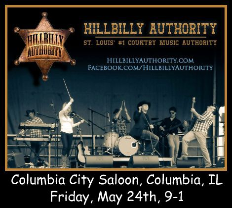 Hillbilly Authority 5-24-13
