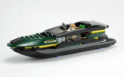 12. Extremis Speedboat 1