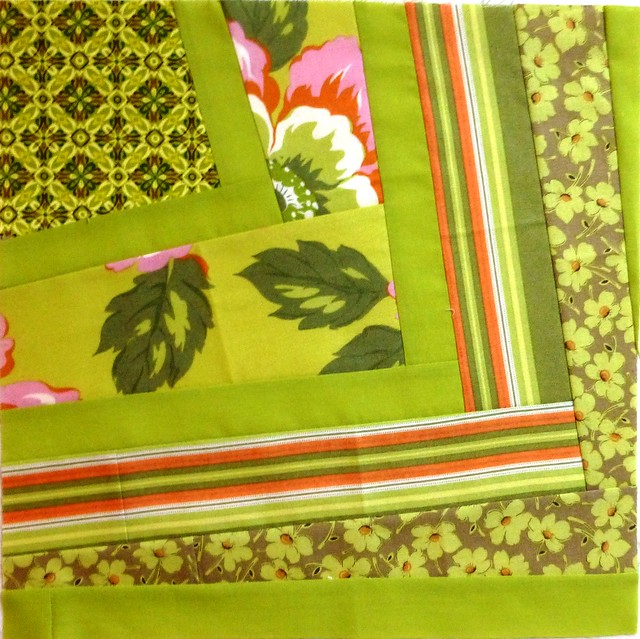 Hipbees Wonky Corners block for Fi Aug13