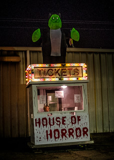 House of Horror Tickets