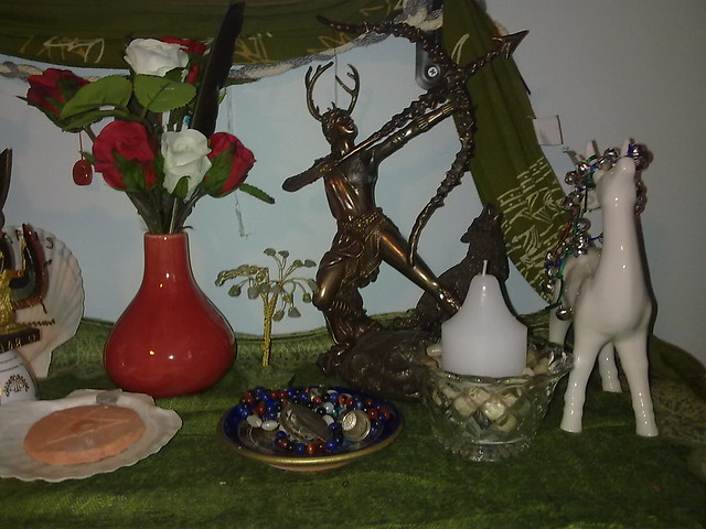 Artemis' shrine