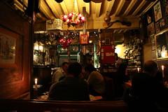 Lyon buchon (typical cafe)