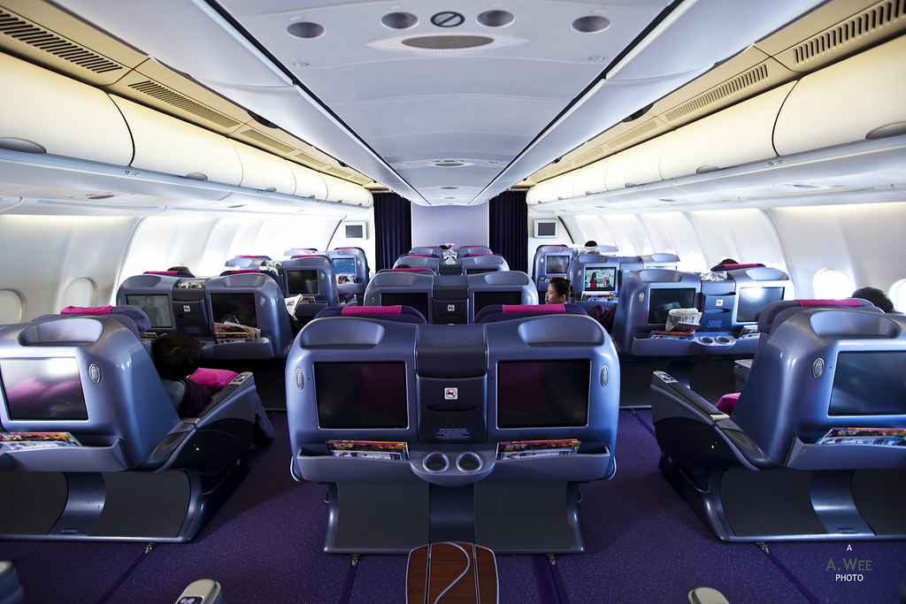 Thai Regional Business Class Cabin