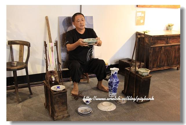 [臺北]到山城美館看補釘-鋦月人生2013鋦瓷藝術展 @ 盒子家的生活點滴 :: 痞客邦