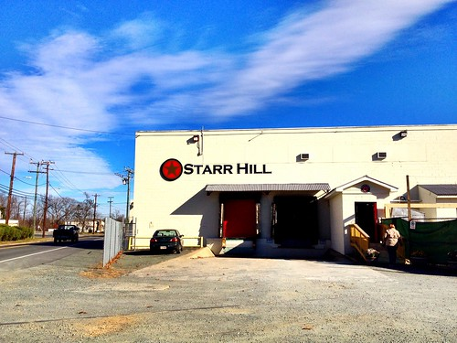 Start Hill's new sign