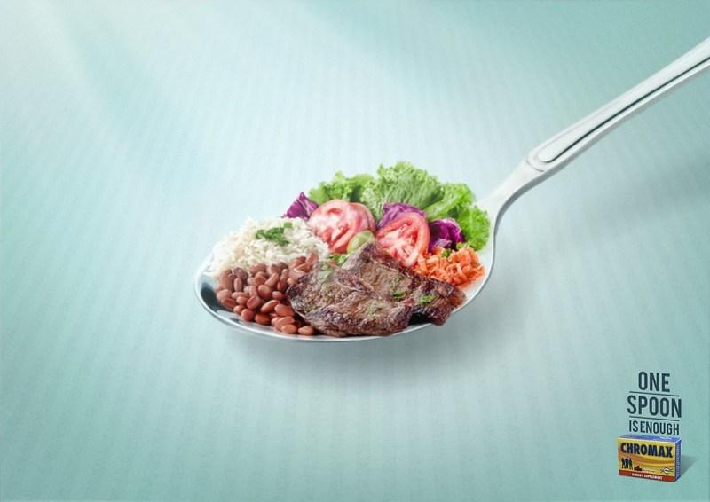 CHROMAX Steak Salad