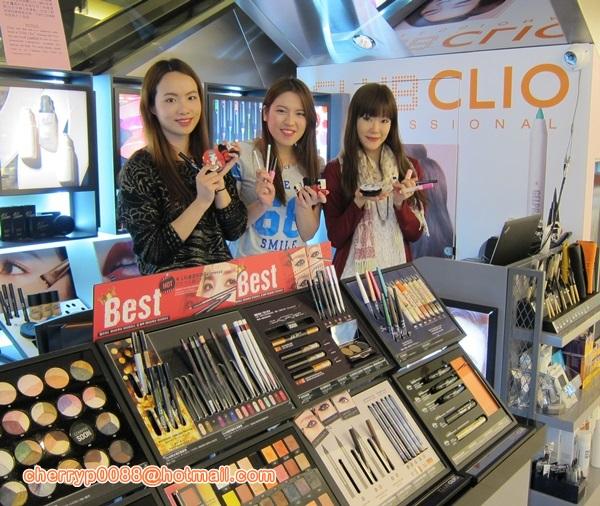 韓國CLIO進駐觀塘APM,產品齊全多選擇 : cherrypcherry
