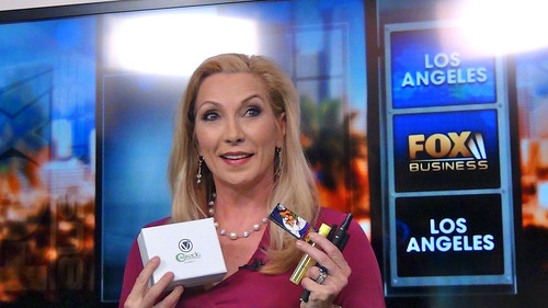 Marijuana Product Placement in TV & Film Melissa Francis Money Show Fox Business News - Cheryl Shuman by CherylShumanInc
