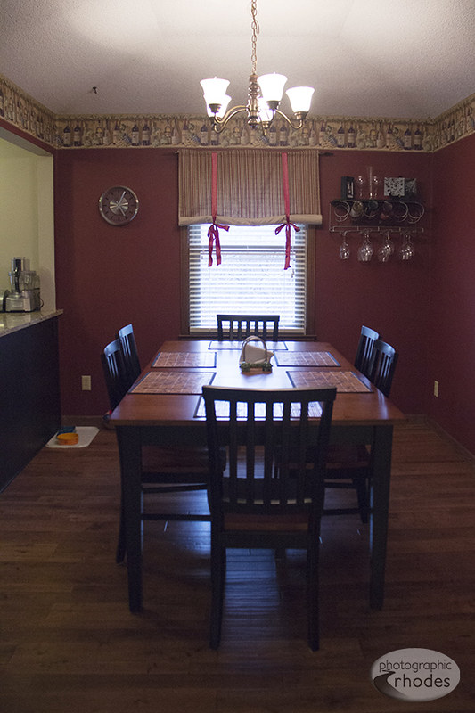 Photo(s) of the Day: Dining Room Reveal (1/6)