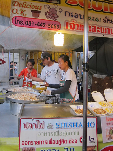 Food Stall@Chatuchak Weekend Market