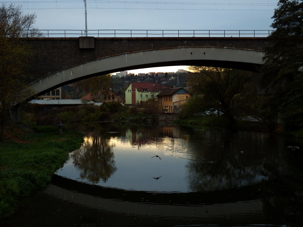 Railway Bridge over the Svitava River 3