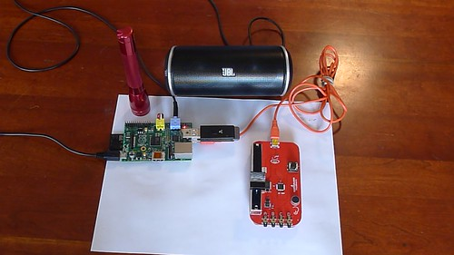 Simple RPi PicoBoard Theremin