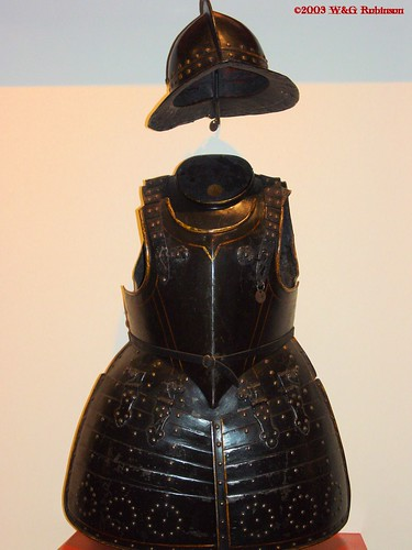 Pike Armour, Royal Armouries, Tower of London