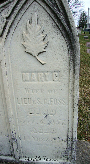 Mary Foss-Linwood Cem