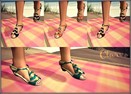 BPS LoL Glower Shoes
