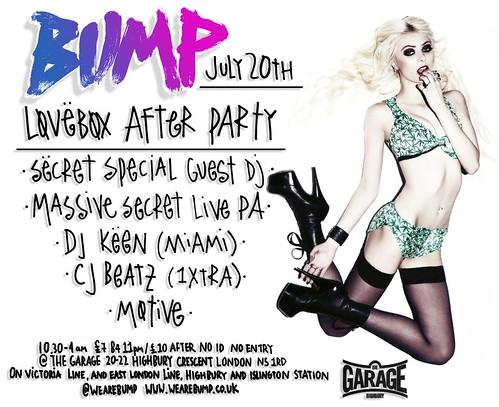 BUMP JME by MR.T REMIX