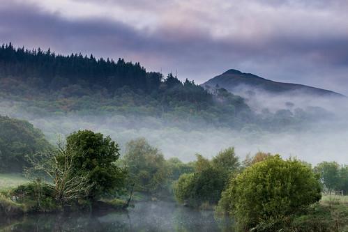 A waking dream - The Afon Llugwy and Moel Siabod - Explored