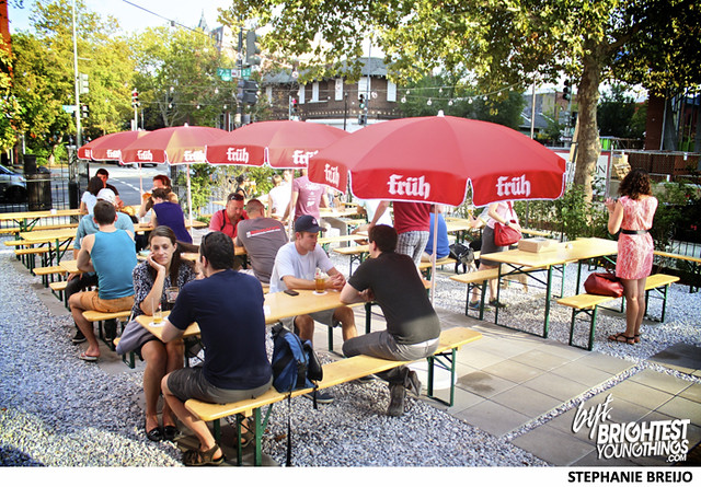Dacha Beer Garden New DC 7th Street Photos Brightest Young Things1