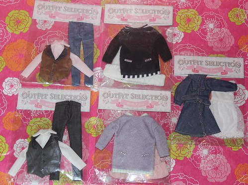MIO clothing sets