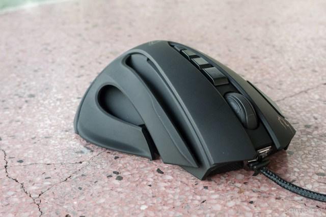 GAMDIAS ZEUS Esport Edition Laser Gaming Mouse 55