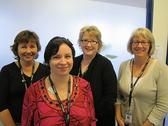 Auckland Writers and Readers Festival team